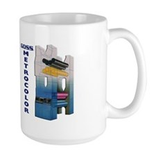 Large Mug-METROCOLOR