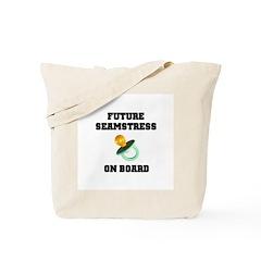Maternity - Future Seamstress Tote Bag