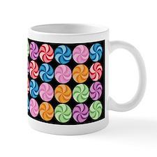 Swirly Candies Mug