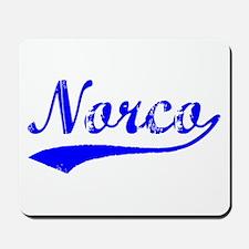 Vintage Norco (Blue) Mousepad
