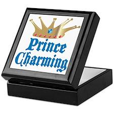 Prince Charming Keepsake Box