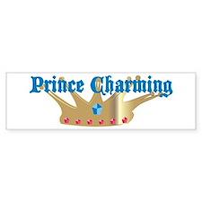 Prince Charming Bumper Bumper Sticker