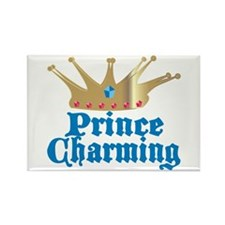 Prince Charming Rectangle Magnet