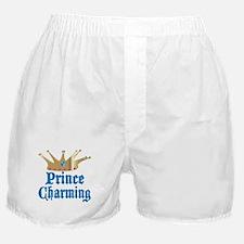 Prince Charming Boxer Shorts