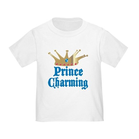 Prince Charming Toddler T-Shirt