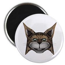 Bobcat Magnet