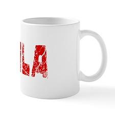 Camila Faded (Red) Mug