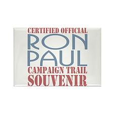Official Ron Paul Campaign Souvenir Rectangle Magn