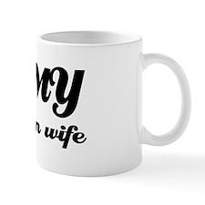 I love my Uruguayan wife Mug