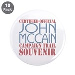 Official McCain Campaign Souvenir 3.5