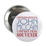 Official McCain Campaign Souvenir 2.25