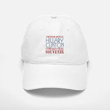 Official Hillary Campaign Souvenir Baseball Baseball Cap