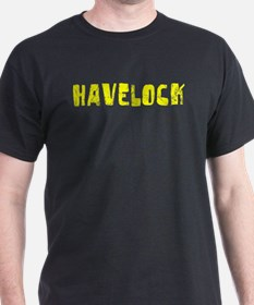 Havelock Faded (Gold) T-Shirt