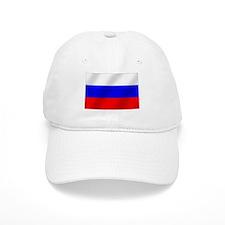 Flag of Russia Baseball Cap