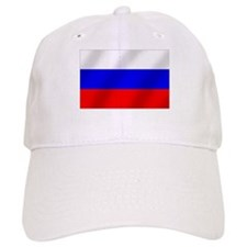 Flag of Russia Cap
