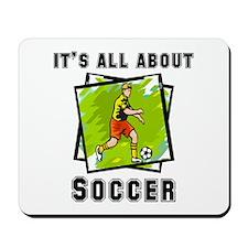 Soccer Mousepad