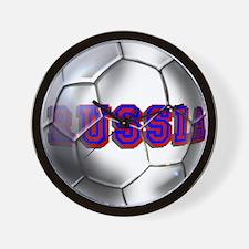 Russian football Wall Clock