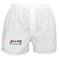 I love my Peruvian Wife Boxer Shorts