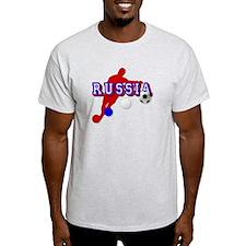 Russian Soccer Player T-Shirt