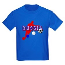 Russian Soccer Player T