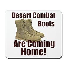 DESERT BOOTS Mousepad