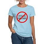 No Bitch-Ass Complaining Women's Light T-Shirt