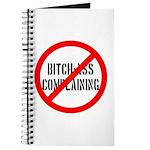 No Bitch-Ass Complaining Journal