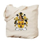 Lampe Family Crest Tote Bag