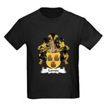 Lampe Family Crest Kids Dark T-Shirt