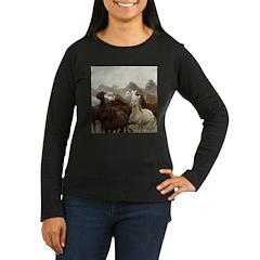 Colorado Horse Roundup T-Shirt