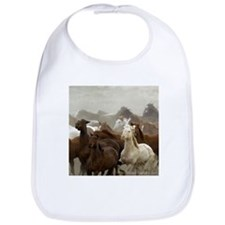 Colorado Horse Roundup Bib