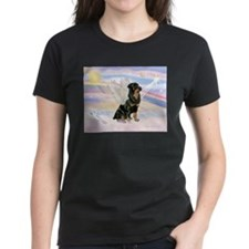 Clouds / Rottie Tee