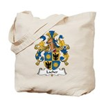 Lacher Family Crest Tote Bag