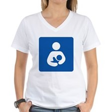 Breastfeeding Icon T-Shirt