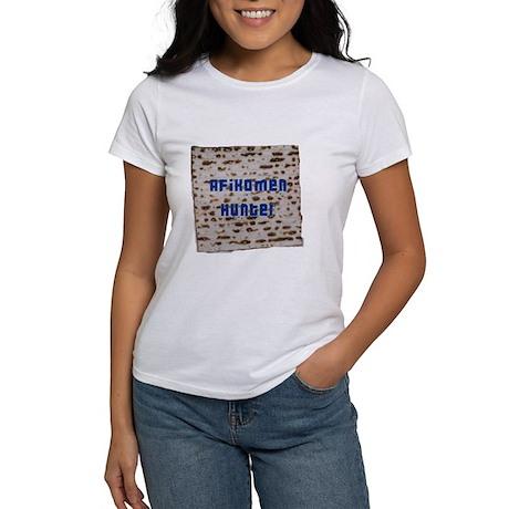Afikomen Hunter Women's T-Shirt