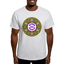 Fluffy Corgis Run Circles Around Other Dogs T-Shirt