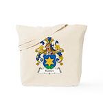 Kubler Family Crest Tote Bag