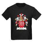 Kroger Family Crest Kids Dark T-Shirt