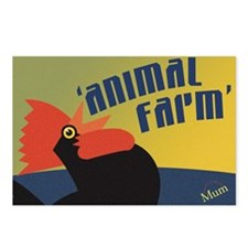 Animal Farm Postcards (Package of 8)