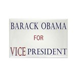 Vice President Obama Rectangle Magnet (100 pack)