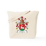 Kreutzer Family Crest Tote Bag