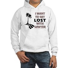 Lost With Sawyer Hoodie