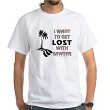 Lost With Sawyer Shirt