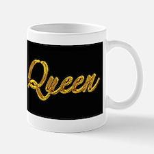 Queen's the Word Mug