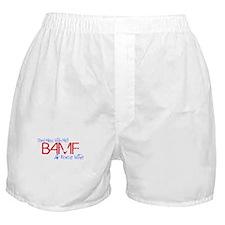 BAMF Boxer Shorts