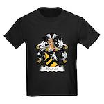 Krainer Family Crest Kids Dark T-Shirt