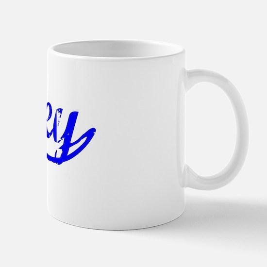 Vintage Oakley (Blue) Mug