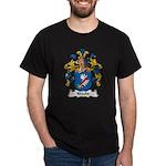 Kracht Family Crest Dark T-Shirt