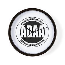 ADAA Wall Clock
