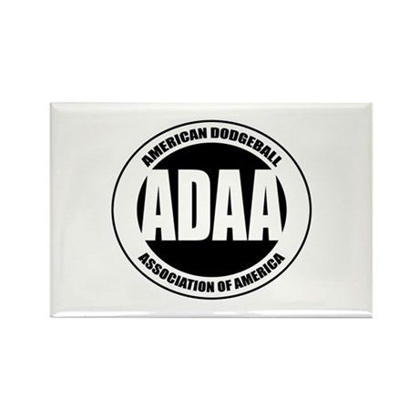 ADAA Rectangle Magnet (10 pack)